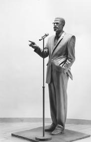 Malcolm X Statue2
