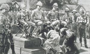 Congo White Supremacist
