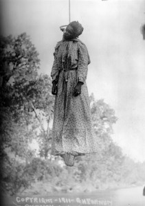 Laura Nelson was lynched on May 23, 1911 In Oklahoma